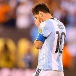 «لیونل مسی» از تیم ملی خداحافظی کرد