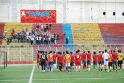 گزارش تمرین تیم فوتبال نساجی +عکس