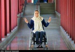 نعمتی، اولین ورزشکار ایران در المپیک
