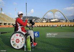 نعمتی: امیدوارم در پارالمپیک جبران کنم