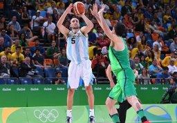 پیروزی قاطعانه اسپانیا در بسکتبال المپیک