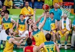 اسپانیا صاحب مدال برنز بسکتبال شد