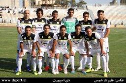 ترکیب تیم فوتبال راه آهن تهران اعلام شد