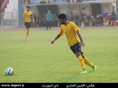 باشگاه ملوان انزلی 95 96 تصاویر: ایرانجوان بوشهر و ملوان بندر انزلی