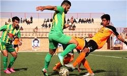 نتایج روز نخست هفته24 لیگ دسته اول فوتبال+جدول