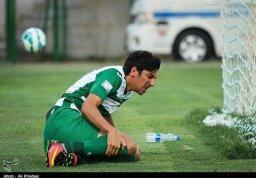 تبریزی:تلاش میکنم دوباره به تیم ملی دعوت شوم