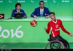 تیم بسکتبال ویلچر ایران از سد الجزایر گذشت
