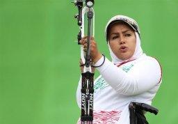 عباسپور برای کسب مدال برنز تلاش میکند