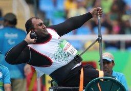 امیری بیستمین مدالآور ایران در پارالمپیک شد