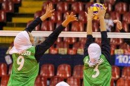 شکست بانوان والیبالیست ایران برابر ژاپن