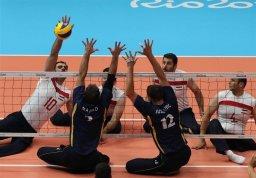 قهرمانی و طلای والیبال نشسته ایران