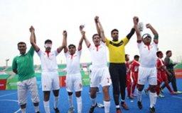 تاریخ سازی فوتبال نابینایان ایران