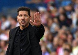سیمئونه: به بارسلونا درس فوتبال خواهیم داد