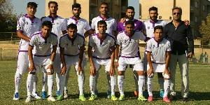 ترکیب تیم اروند خرمشهر اعلام شد