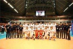 سنگ اندازی سر راه ایران در لیگ جهانی والیبال