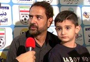 ویدئو: حواشی کامل بازی اکسین البرز - فولاد یزد