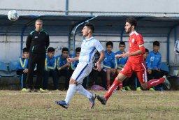 پیروزی تیم فوتبال جوانان ملوان بندرانزلی