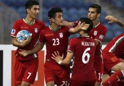 پیروزی جوانان کره جنوبی مقابل ایران