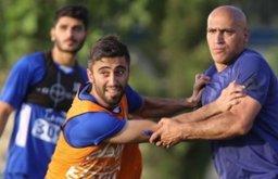 صحبتهای خصوصی منصوریان با بازیکنان