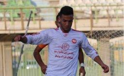 بهترین بازیکن دیدار مس کرمان - سپیدرود رشت