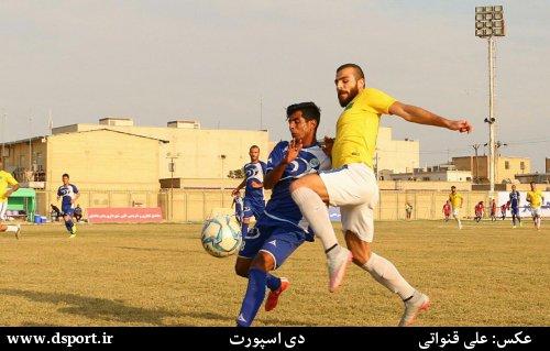 پیش بازی شهرداری ماهشهر-شهرداری فومن