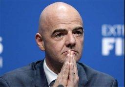 اینفانتینو: امروز، روزی بسیار غمانگیز برای فوتبال است