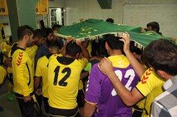 فجر سپاسی شیراز به دومین پیروزی دست یافت