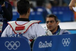مقانلو از سرمربیگری تیم ملی تکواندو استعفا کرد