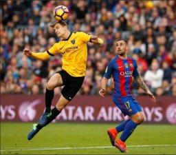 پیش بازی ایبار – بارسلونا