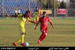 پیروزی مقتدرانه راه آهن مقابل نفت مسجدسلیمان