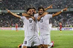 ایران بهترین تیم آسیا در سال ۲۰۱۶ شد