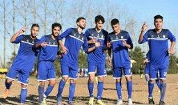 پیروزی ملوان مقابل آب منطقه ای کرمانشاه
