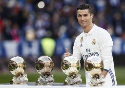 رونالدو: من بخشی از تاریخ فوتبال هستم