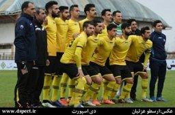 ترکیب تیم نفت مسجد سلیمان اعلام شد