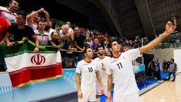 ایران نامزد بهترین تیم ملی فوتسال جهان شد