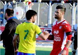 بهترین بازیکن دیدار نساجی و ایرانجوان بوشهر