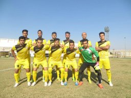 ترکیب تیم فوتبال نفت امیدیه اعلام شد