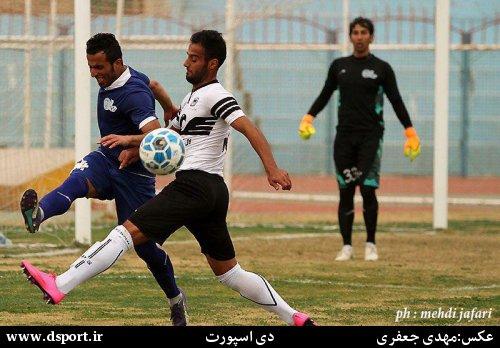 تصاویر:دیدارشاهین شهرداری بوشهر-کاسپین قزوین(2)