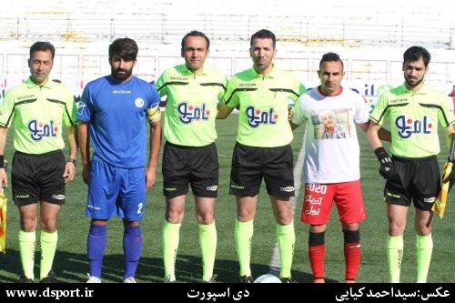 تصاویر:دیدار سپید رود رشت-استقلال اهواز(1)