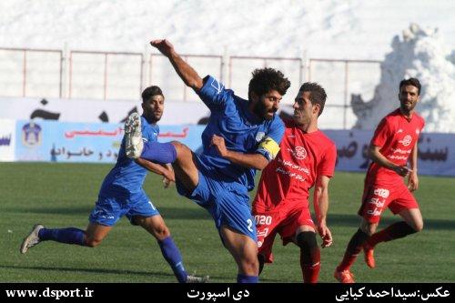 تصاویر:دیدار سپید رود رشت-استقلال اهواز(2)