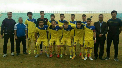 تیم فوتبال امیدهای نفت امیدیه