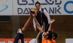 فینال لیگ دسته یک در خانه والیبال تهران