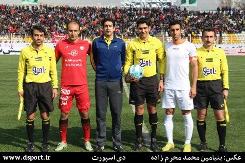 اسامی داوران هفته 28 لیگ دسته اول فوتبال