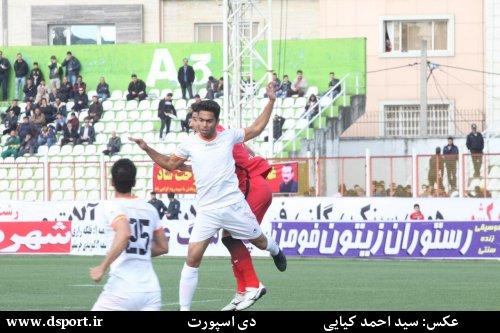 محمد حسین دهقان بازیکن فولاد یزد