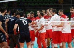 مصاف تیم ملی والیبال با لهستان و اسلوونی