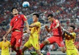 برتری چین مقابل کره جنوبی در نیمه نخست