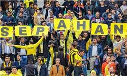 سپاهان، تنها تیمی که 6 امتیاز از تراکتور گرفت