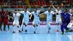 ایران همچنان ششمین تیم برتر فوتسال دنیا