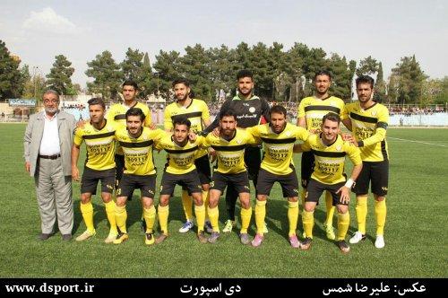 تیم فوتبال فجرسپاسی شیراز