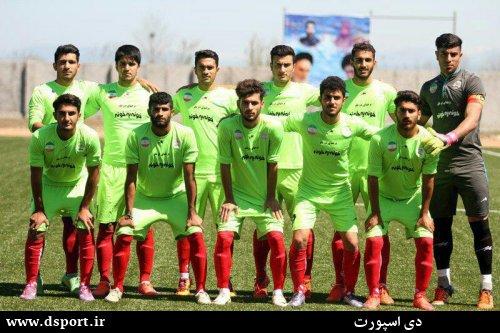 تیم فوتبال امید خونه به خونه مازندران